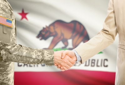 Jobs for Veterans in California