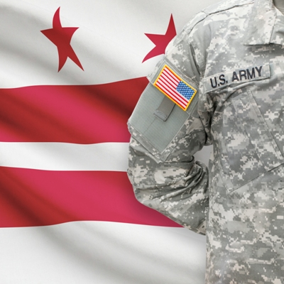 Jobs for Veterans in District of Columbia
