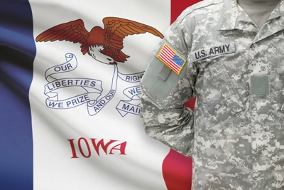Jobs for Veterans in Iowa