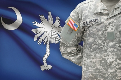 Jobs for Veterans in South Carolina
