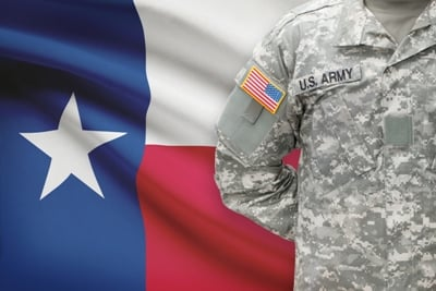 Jobs for Veterans in Texas