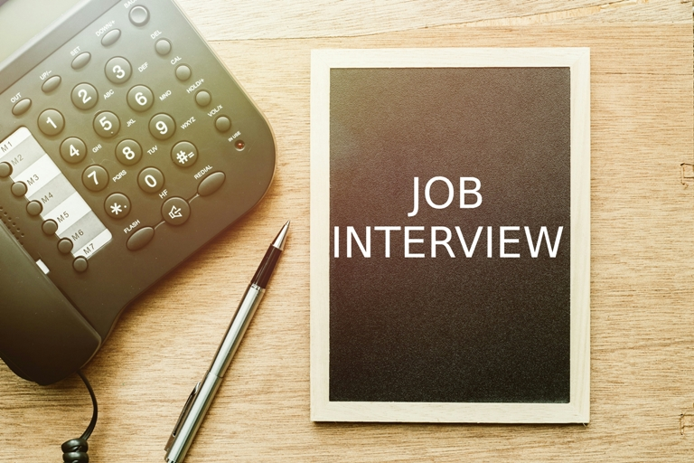 Acing the telephone interview