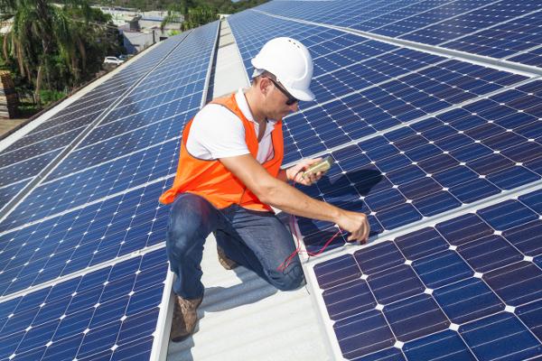 solar panel technician